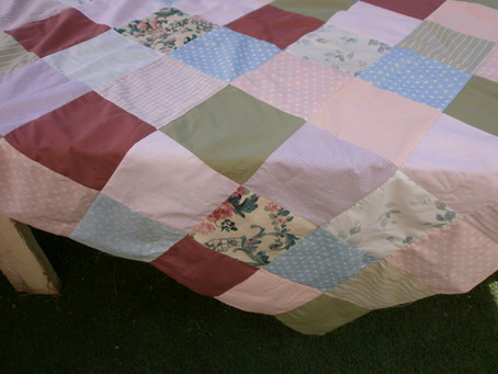 More patchwork quilts