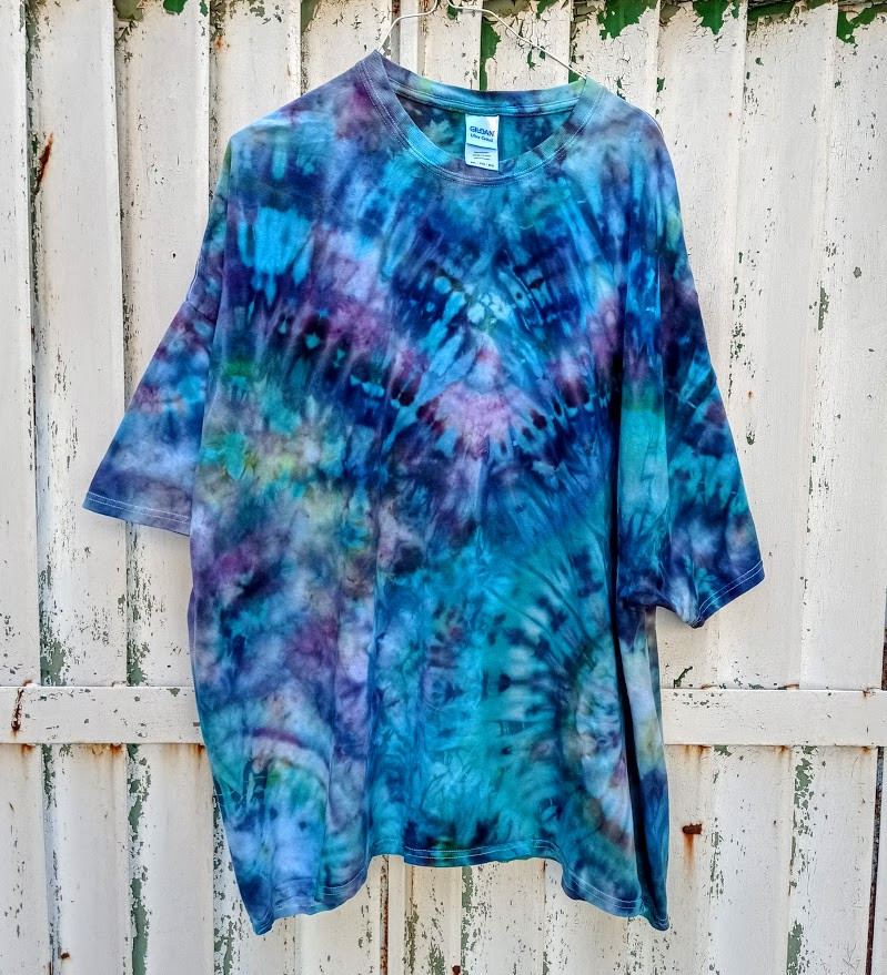 Tie dyed 5xl shirt