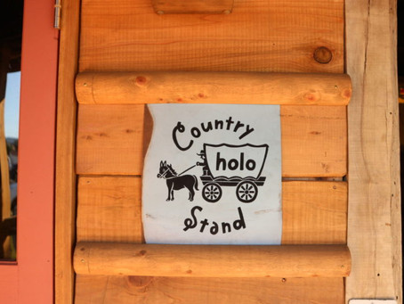 cafe Bazzar2号店「Country Stand holo 」湊町にオープン!
