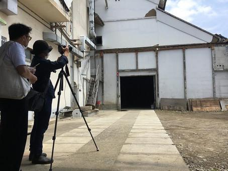 伝建地区PR冊子「地と」2号を作成中!