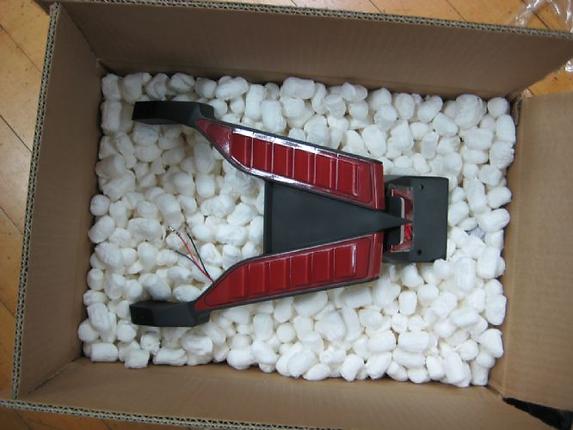 LED product assemblies