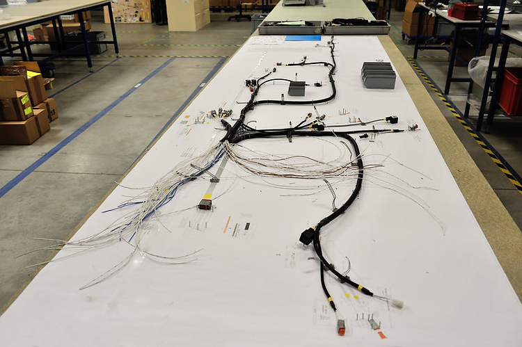 Electronic Wire Harness Assembly Prototyping