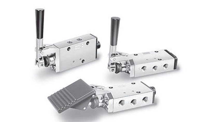 Pneumatic Valves supplier AGS-Industrial