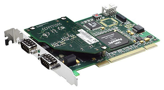 PCI communication interface card  CANopen  industrial VAN-PCIH