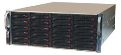 Cental Server and Data Storage