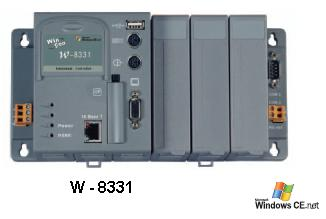 Embedded Controller from ICP DAS