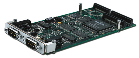 PCI mezzanine card (PMC) for data acquisition