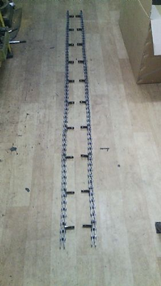 Custom chain assembly