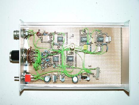 Custom Amplifier Prototyping