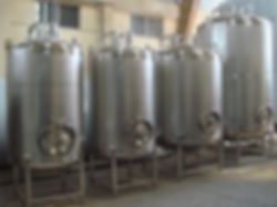 Stainless Tanks Containers