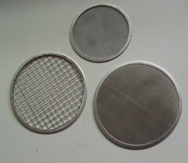 Wire mesh filters from AGS-Industrial
