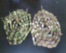 Custom chain assembly - AGS-TECH