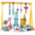Wheels, Pulleys, Cranes, Hoisting, Lifting Equipment