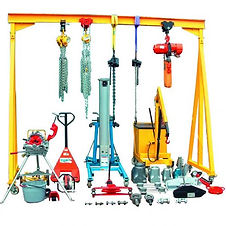 Wheels, Pulleys, Cranes, Hoisting, Lifting Equipment