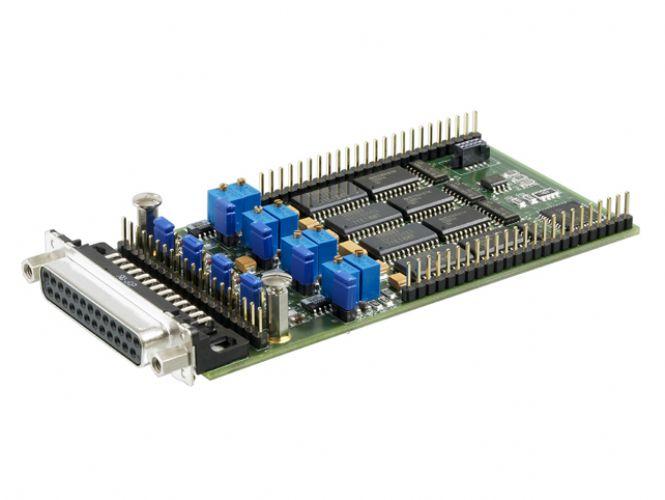 20 Channel Analog Input Module - Janz Tec VMOD-12E4