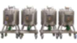 Stainless Metal Tanks Containers from AGS-Industrial