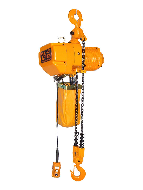 Hoisting Equipment from AGS-Industrial