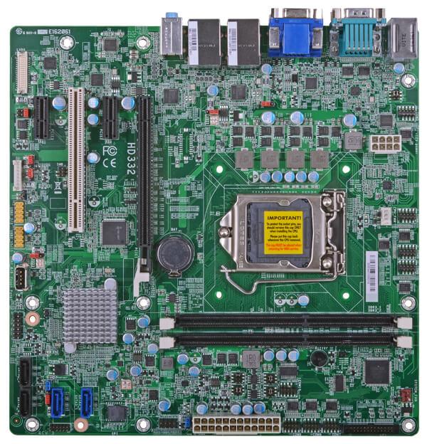 Industrial Motherboard MicroATX
