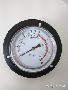 Manufacturing and Mechanical Assembly of Custom Pressure Gauges by AGS-TECH Inc.