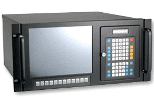 Industrial LCD Workstation