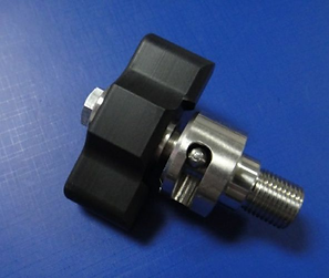 CNC machined part manufactured and assembled by AGS-TECH Inc.