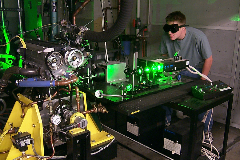 Optical Diagnostic & Metrology Systems Engineering