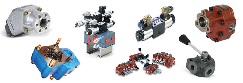 Pneumatic and Hydraulic Valves and Fittings