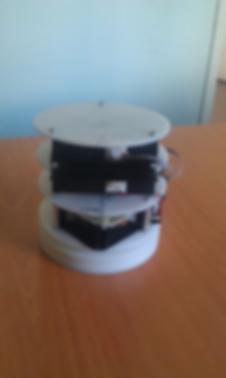 Optoelectronic Prototype Robot