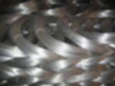Galvanized wires from AGS-Industrial