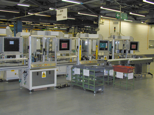 Automation / Small-Batch and Mass Production at AGS-TECH Inc