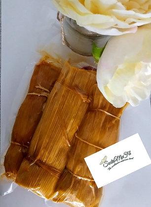 Tamales Sentis Mex Food x 4. 700gr
