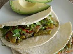 Cactus tacos recipe