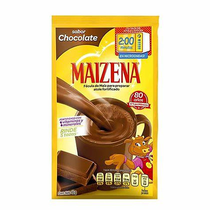Maizena Chocolate 47 gr