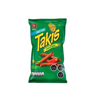 Takis Original Pack of 3/ 68g each