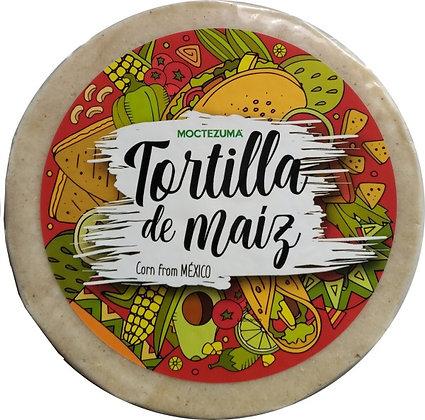 Corn Tortilla Ambient 15 cm 250 gr