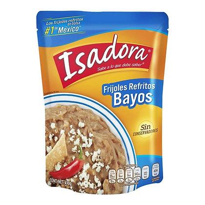 """Isadora Refried """"Bayos"""" beans"""