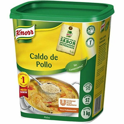 Knorr Dehydrated Chicken Broth 1Kg