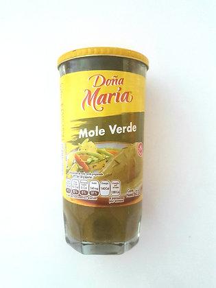 Mole Paste Verde Dona Maria 235 gr