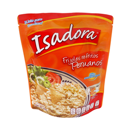 Isadora refried Peruvian beans 430 gr