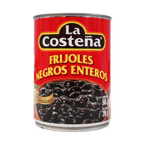 La Costena Whole Black Beans 560g