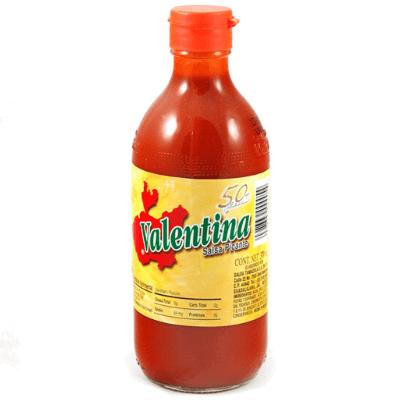 Valentina Hot Sauce Yellow Label  370 gr