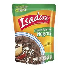 Isadora Refried Black beans 430 gr