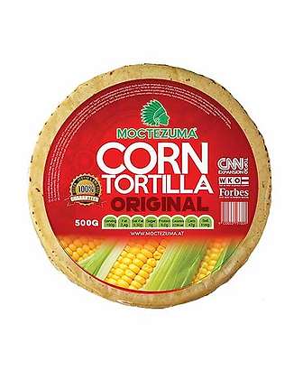 Corn Tortilla Original 500 gr