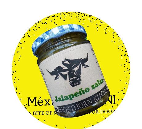 Shorthorn Kitchen Jalapeno Salsa 190 g