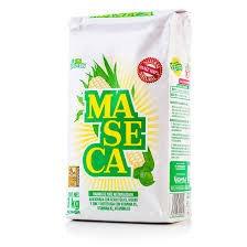 Maseca- Nixtamilized Corn Flour 1Kg