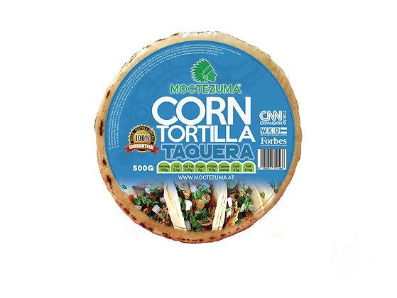 White Corn Tortilla Taquera 500 gr