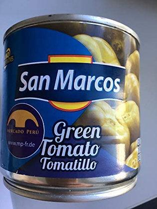 San Marcos Green Tomatillo 312 gr
