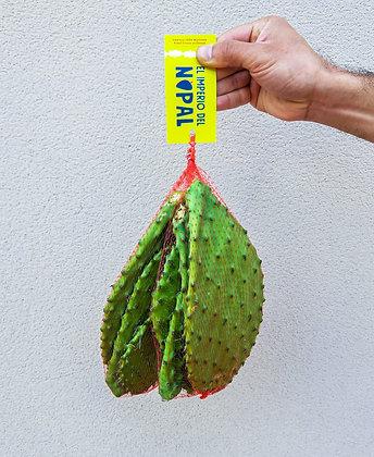 Nopales (cactus) 1 Kg pack
