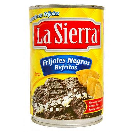 La Sierra Refried Black beans 430gr