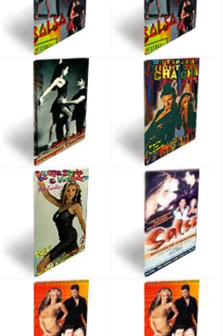 8 Instructional DVDs
